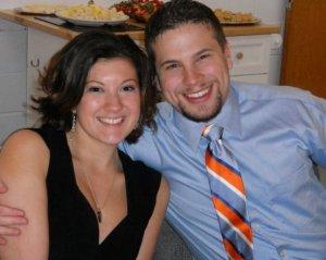 Kenn and his beautiful wife Nicole